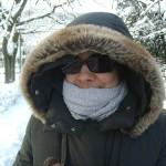 Ohne Flöte im Schnee