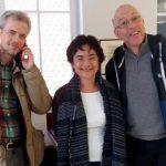 Mit Dmitri Dichtiar (Violoncello) und Dieter Weitz (Cembalo)